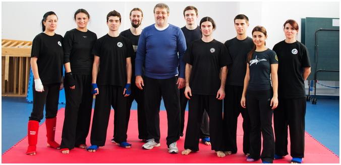 Stagiu Arte Martiale Wushu