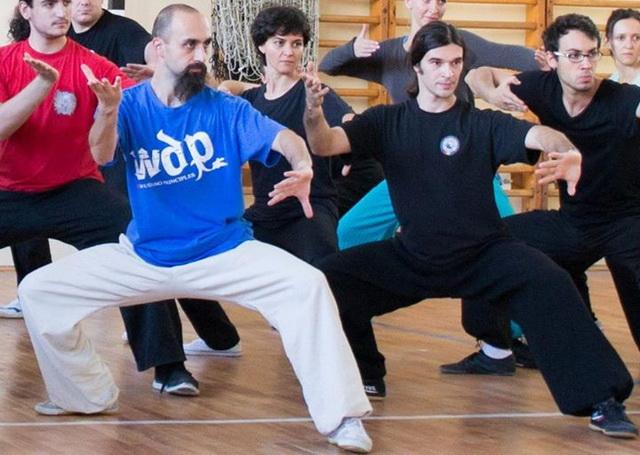 wu tao kung fu