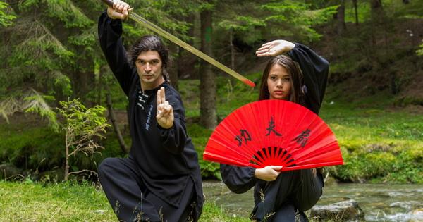 Stagiu Kung Fu pentru Tineri si Adulti