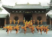 calugarii-luptatori de la Shaolin