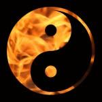 creatia yin si yang
