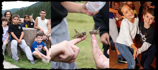 Tabara de Arte Martiale Kung Fu pentru copii 17 – 23 august 2014