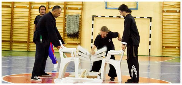 Examen Kung Fu 2012