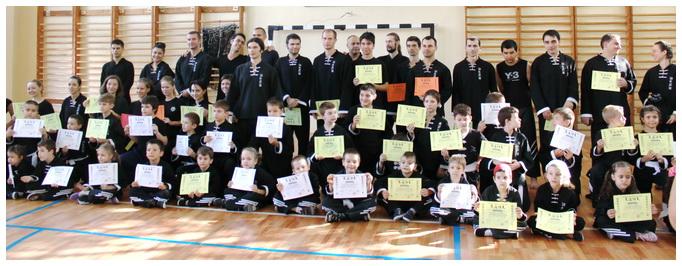Examen Kung Fu Wushu