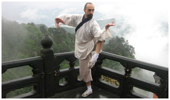 Master of Wudang Pai