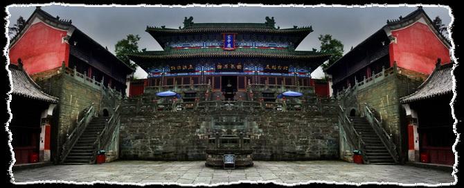 Wudang Xuan Wu Pai – artele martiale si spirituale din Wudang