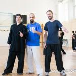 arte martiale wushu wudang