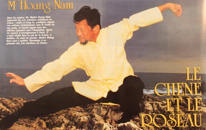 Hoang Nam Wu Tao Kung Fu