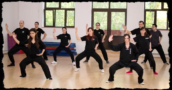 Poze si Impresii de la cursul de Chen Tai Chi