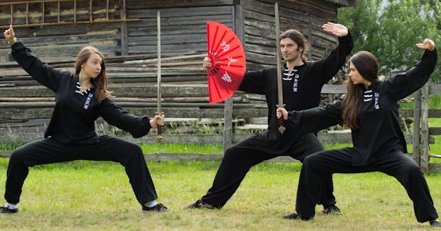Stagiu Kung Fu Tineri si Adulti la Moeciu de Sus 23 – 29 august