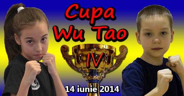 Cupa Wu Tao editia a 4-a Wushu Qingda 14 iunie 2014