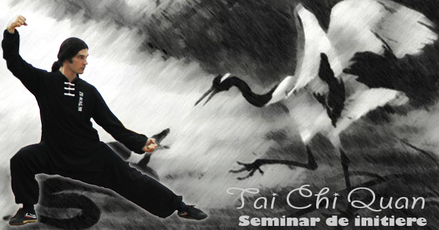 Seminar Tai Chi – Qi Gong in Roman 17 – 19 octombrie 2014
