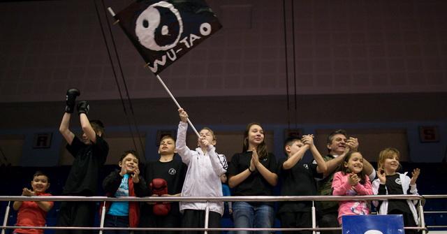 Campionatul National de Wushu Kung Fu 11 octombrie 2014