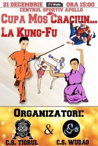 Cupa Mos Craciun la Kung Fu