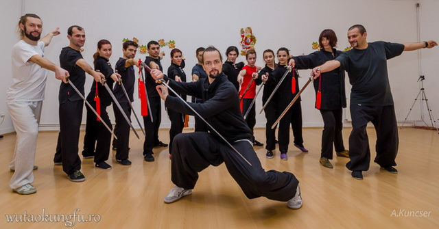 Wudang Sword Seminar 9 – 11 ianuarie 2015