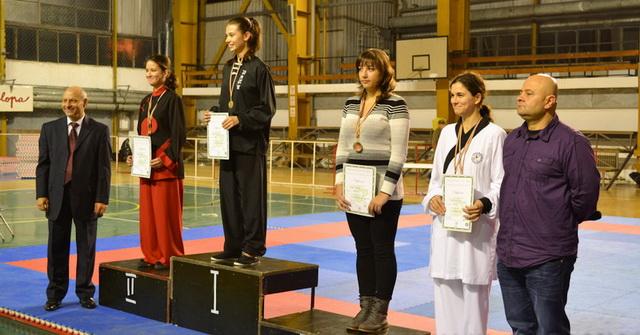 Campionatul National de Wushu Kung Fu 28 februarie 2015