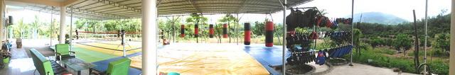 Stagiu China Wu Tao Kung Fu 3