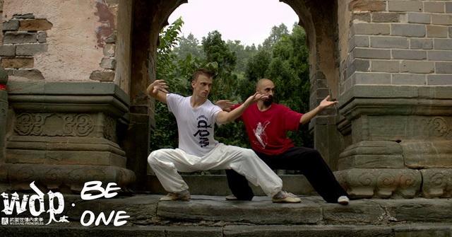 Stagiu Wudang Kung Fu China 2015