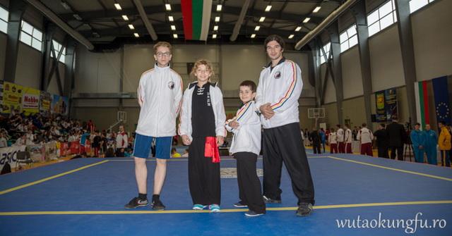 Campionatul European de Wushu Kung Fu 17 - 23 mai 2015