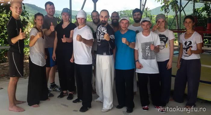 Jurnal de Stagiu Wudang Kung Fu – China 2015