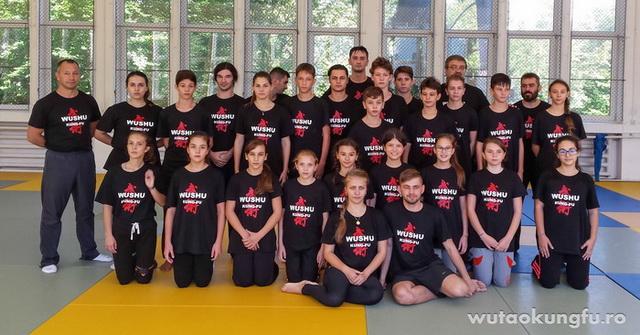 Stagiu Kung Fu - Wushu @ FRAM 2 - 4 oct 2015