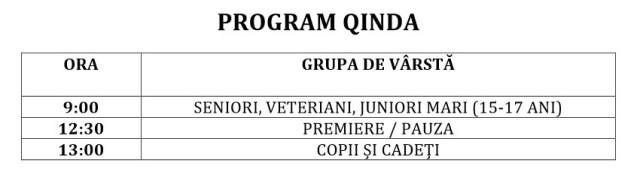 Program Qingda 2015